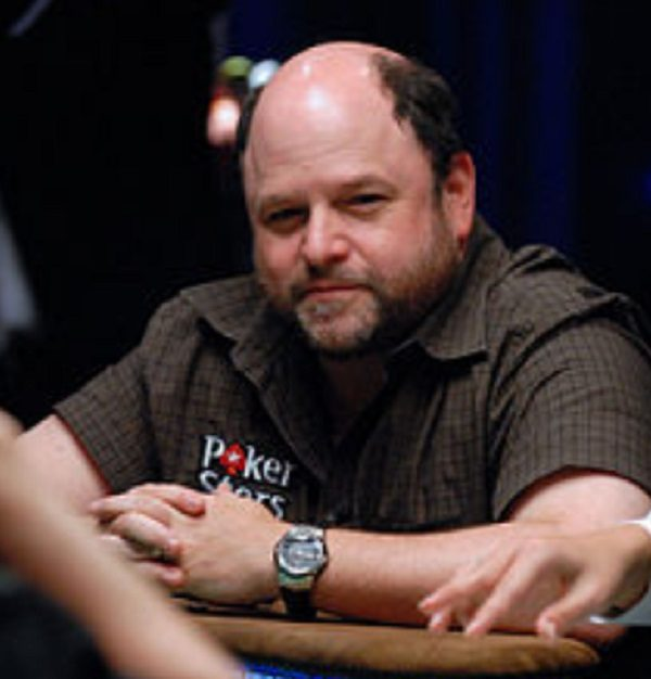 Jason Alexander -  Professional Poker Player