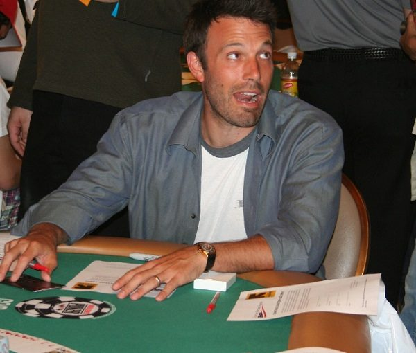 Ben Affleck - Professional Poker Player