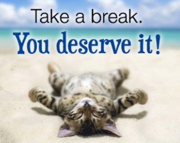 Take a Break Options
