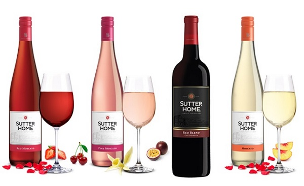 Sutter Home Wine