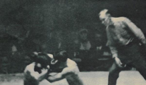 Emile Pladner VS Frankie Genaro