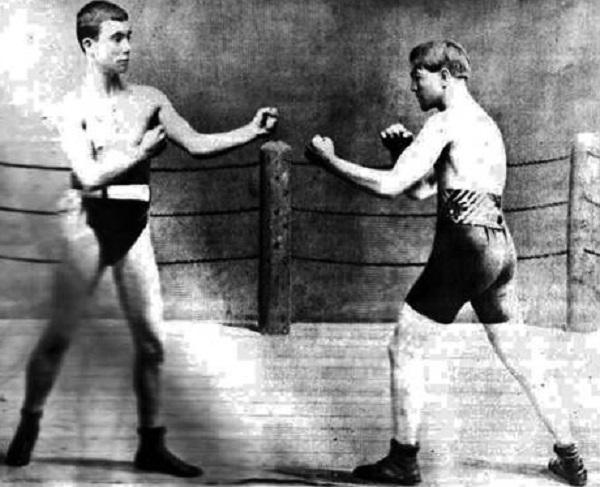 Terry McGovern VS Pedlar Palmer