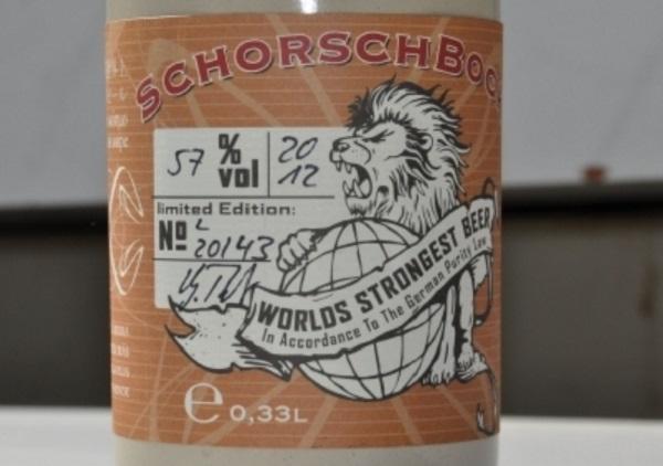 Schorschbräu Schorschbock 57