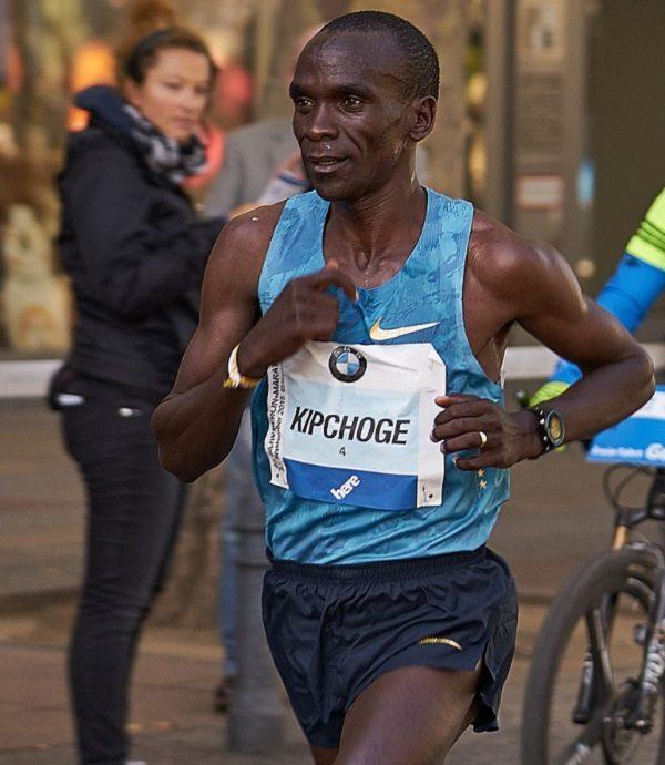 Eliud Kipchoge, Kenya