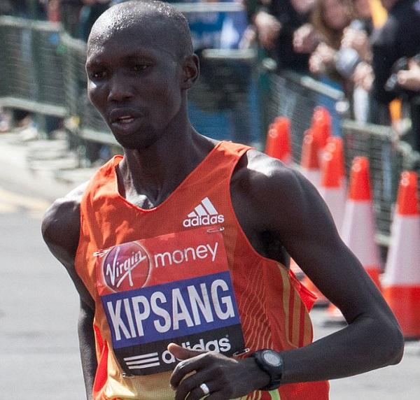 Wilson Kipsang, Kenya
