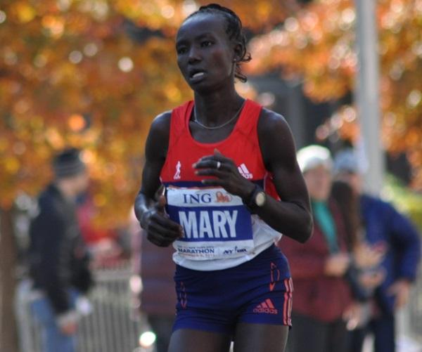 Mary Keitany, Kenya