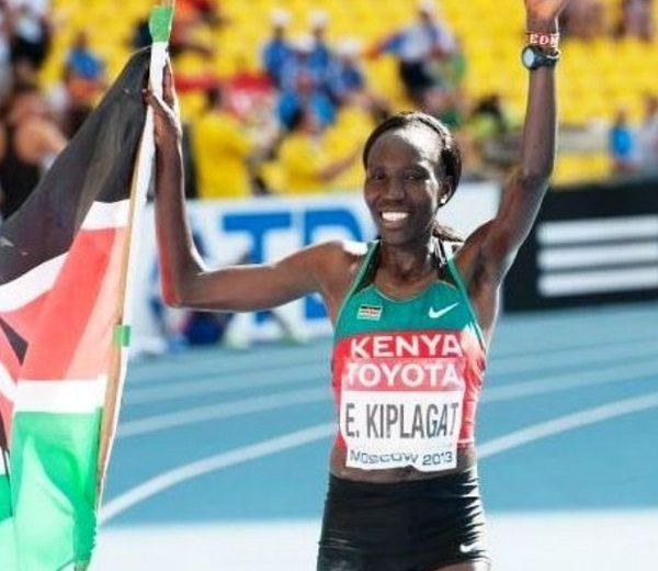 Edna Kiplagat, Kenya