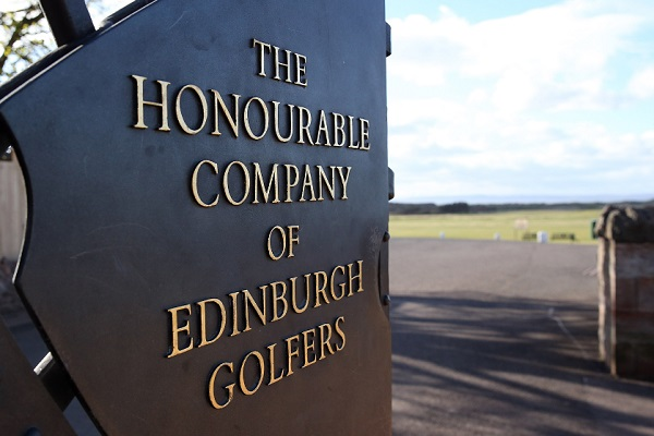 Honourable Company of Edinburgh Golfers