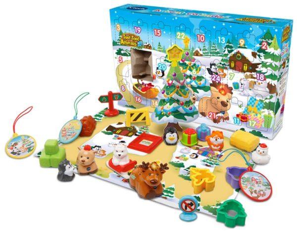 Vtech Toot Toot Animals Advent Calendar