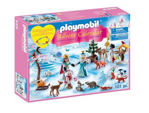 Playmobil Royal Ice Skating Trip Advent Calendar