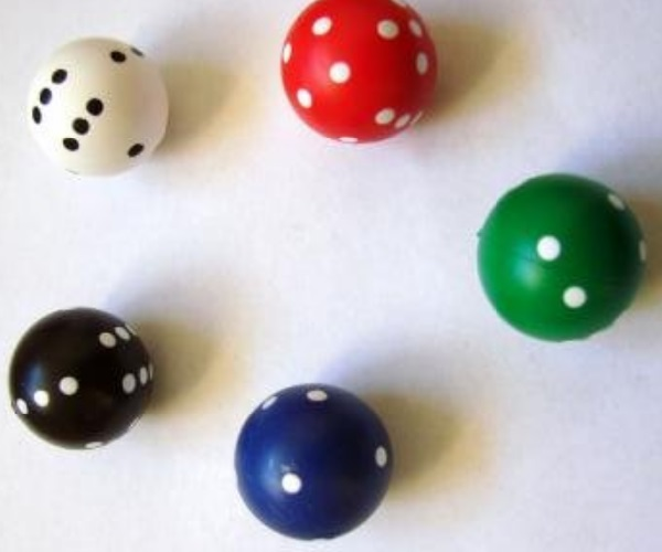 Spherical Dice
