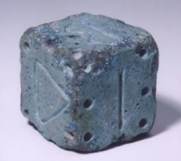 The worlds oldest dice
