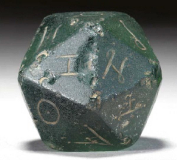 The world's most expensive dice