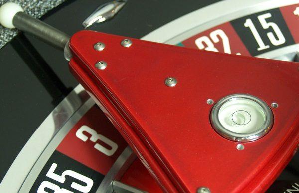 Roulette calibration