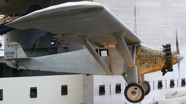 single-engined Ryan monoplane
