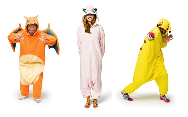 Pokemon Kigurumi Costume