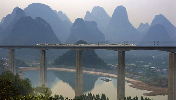 Cangde Grand Bridge, China