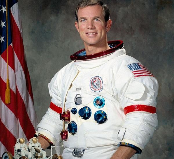 David R. Scott