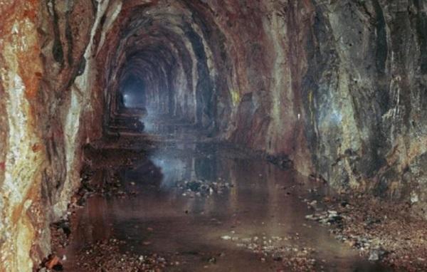 Päijänne Water Tunnel, Finland