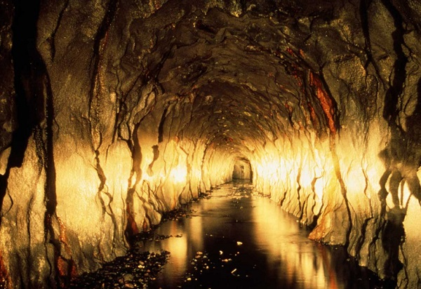 Bolmen Water Tunnel, Sweden