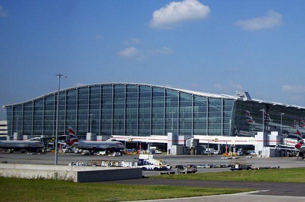 London-Heathrow Airport
