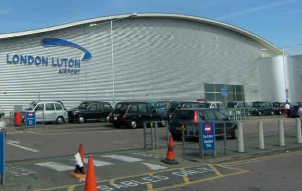 London-Luton Airport