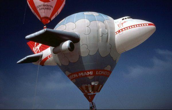 Virgin Balloon