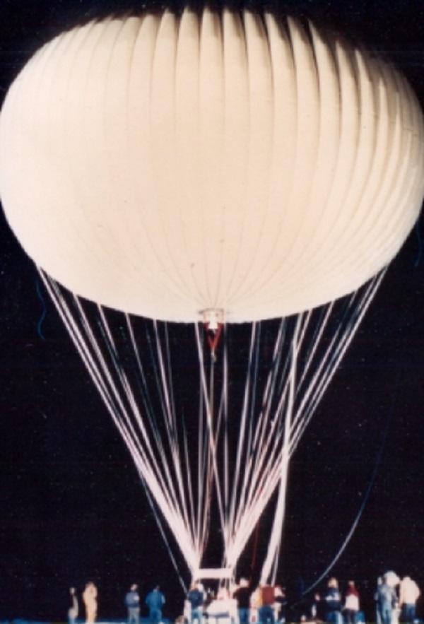 Julian Nott Balloon