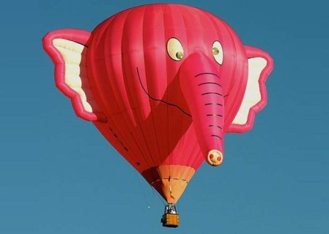The Worlds Top 10 Largest Hot Air Balloons Ever Made