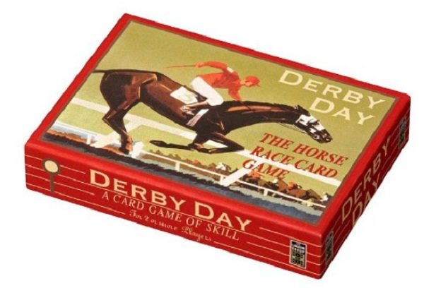 Derby Day: The Horse Race Card Game