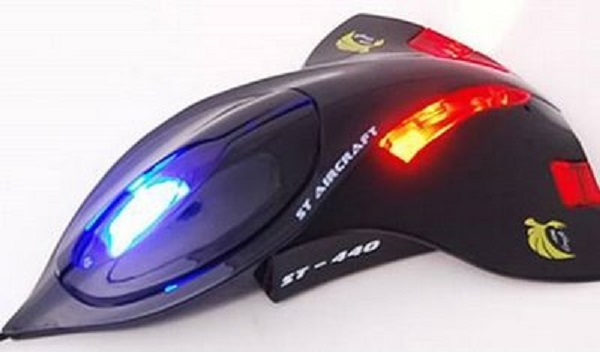 Stealth Fighter Laptop or PC Mouse