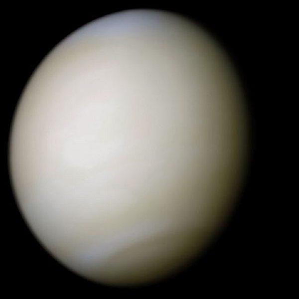 Venus - Estimated Radius: 6,051 km