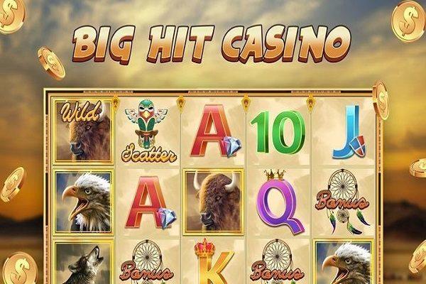 Big Hit Casinos - Classic VR Slot