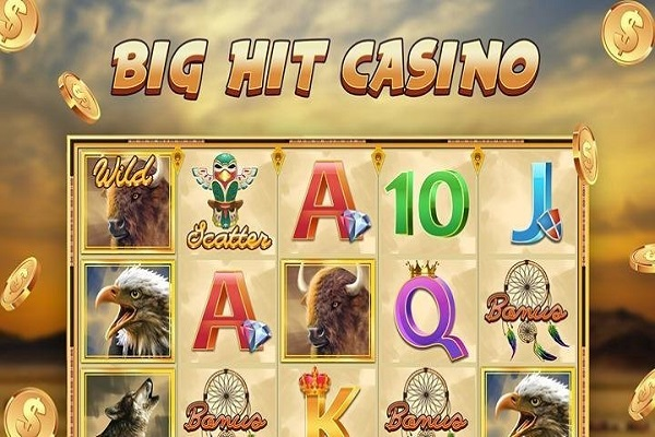 Big Hit Casinos - Classic VR Slot