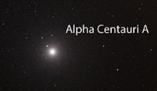 Centauri A