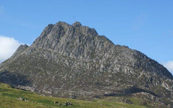 Tryfan Mountain, Wales