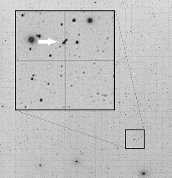 Interamnia Exceptional Asteroid