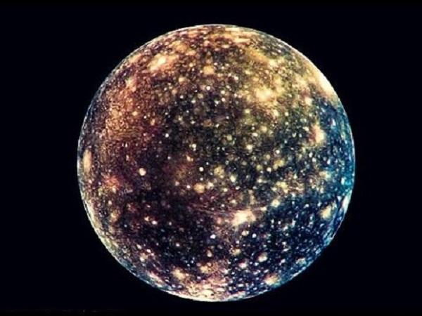 Callisto, Jupiter
