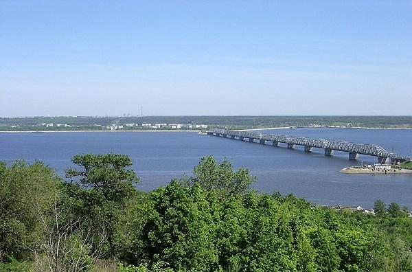The River Volga