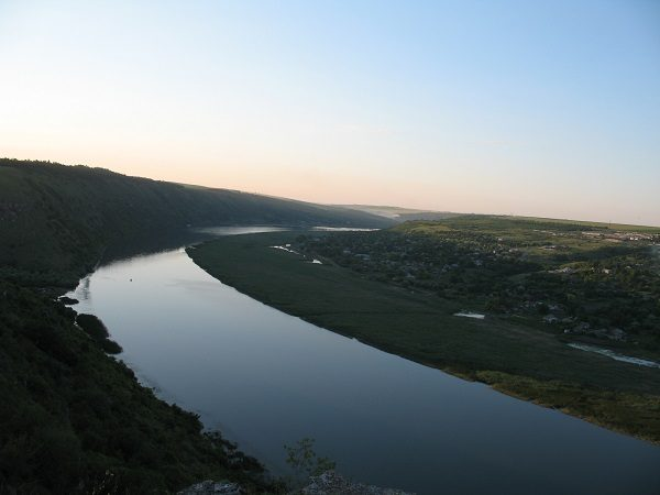 The River Dniester