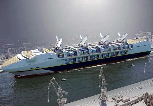 The Top 10 Longest Ships in the World Sill In Service