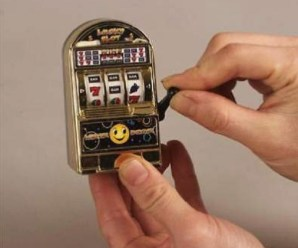 Ten Miniature Slot Machines You Can Buy Right Now