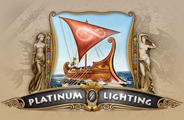Play Platinum Lightning With Bitcoin