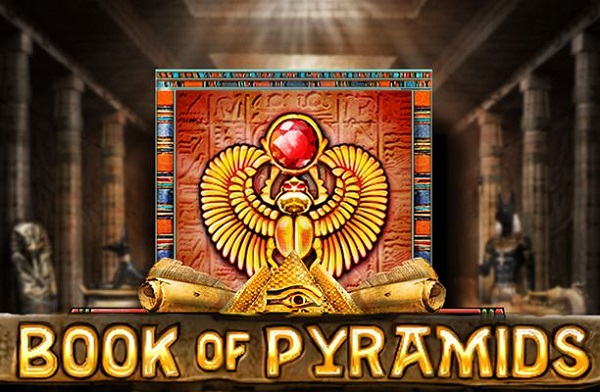Play Book of Pyramids With Bitcoin