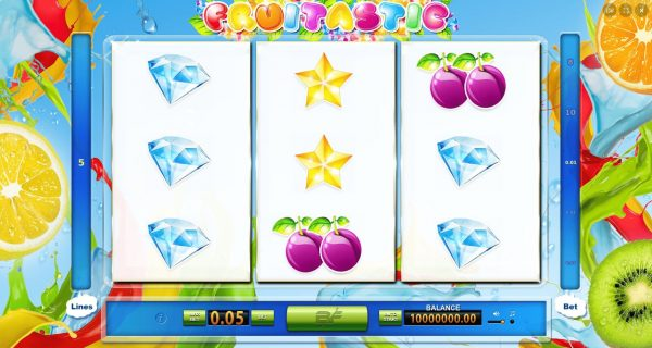 Play Now: Fruitastic