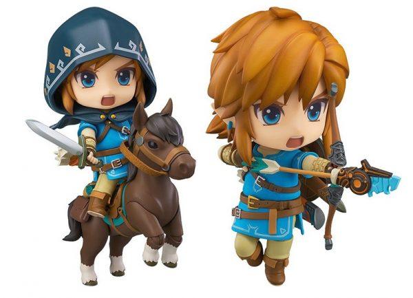 Legend of Zelda: Breath of the Wild Nendoroid Figures