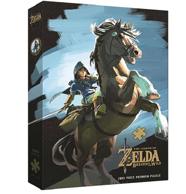 Legend of Zelda: Breath of the Wild 1000pc Jigsaw Puzzle