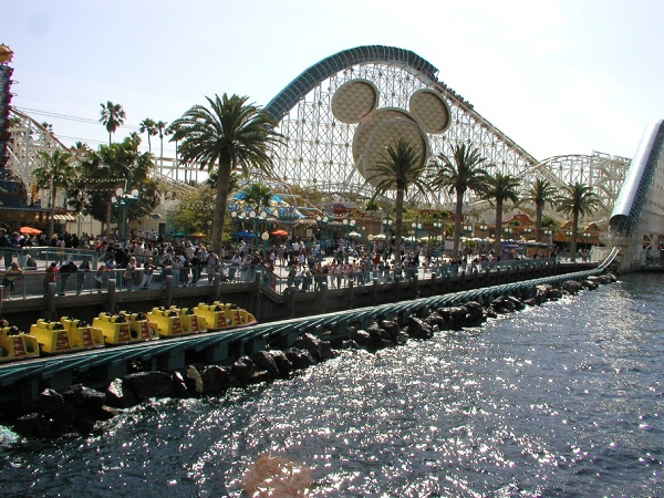 California Screamin' in Disney California Adventure, United States