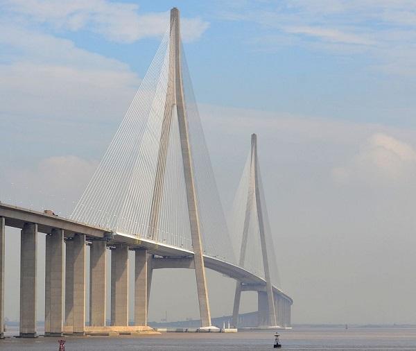 Sutong Bridge in China