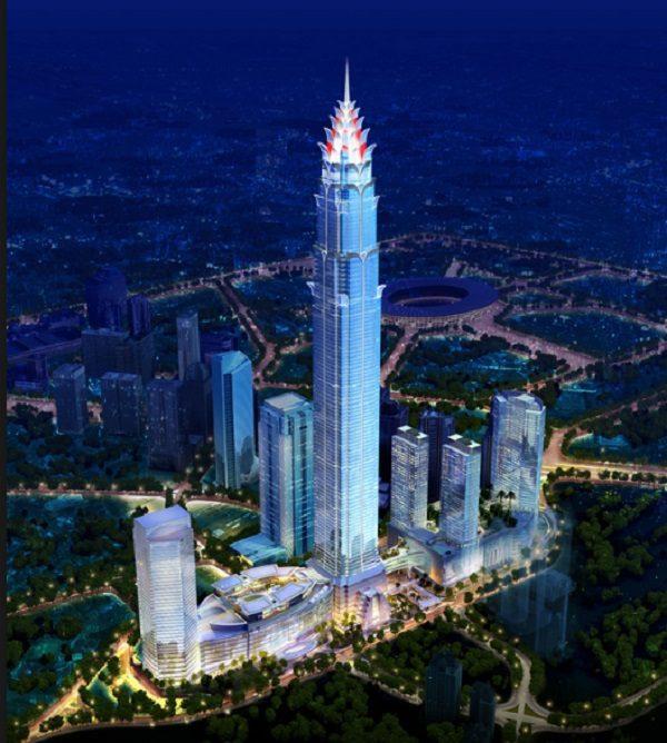 Signature Tower Jakarta in Indonesia